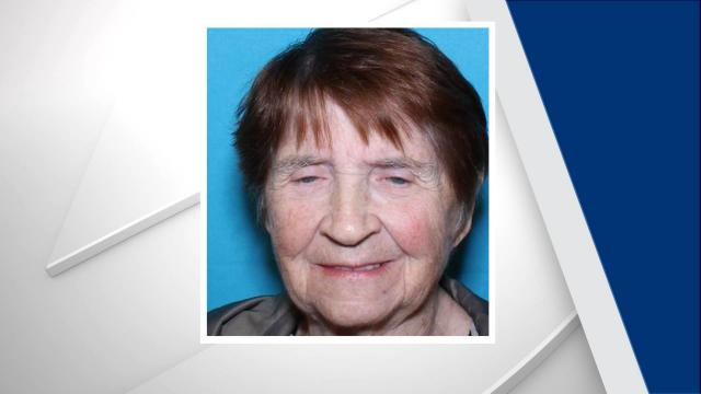 The N.C. Center for Missing Persons has issued a Silver Alert for a missing woman, 86-year-old Patricia LeBlanc.