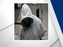 Durham bank robbery