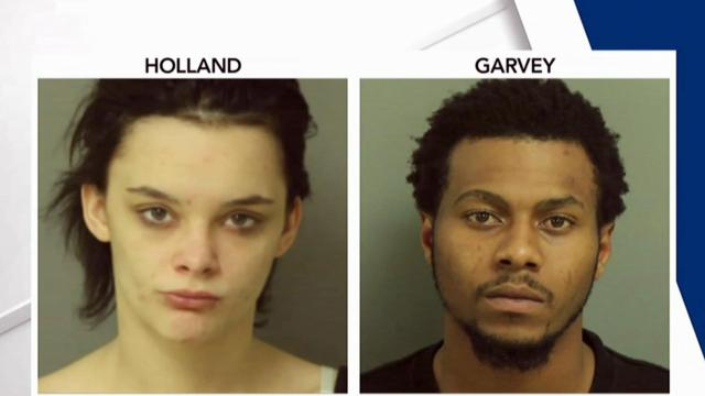 April Holland, Dwayne Garvey, killed at Raleigh motel