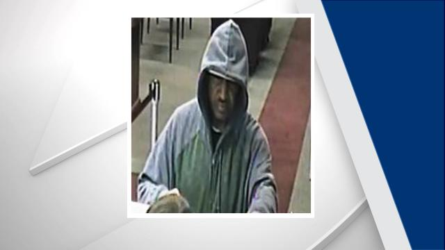 Durham police are trying to identify the man who robbed a BB&T bank on South Miami Boulevard on Feb. 14, 2019.