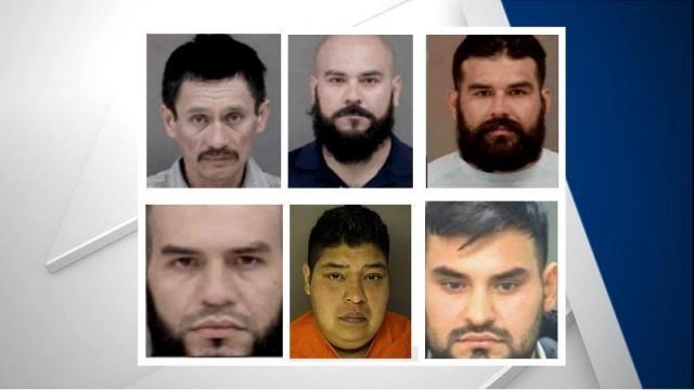 Six arrested after drug cartel investigation in Charlotte