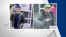 IMAGE: Police looking for two men after razor blades found on shopping cart handles in Siler City