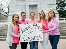 Young moms against cancer