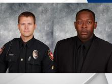 Two Durham officers arrested, charged with DWI