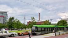 IMAGES: Several Durham leaders voice support for proposed light rail project as deadline nears