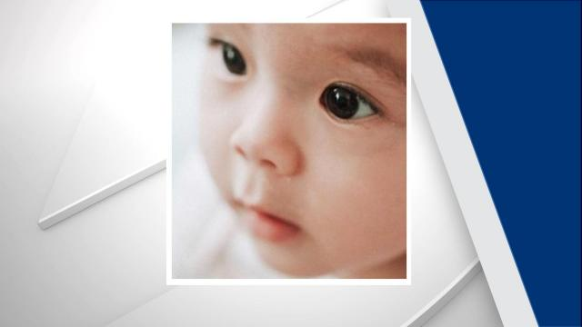 Hickory baby named 2019 Gerber Spokesbaby