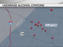 13 businesses cited for selling alcohol to minors