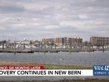 'We are not giving up:' New Bern continues to recover after Florence