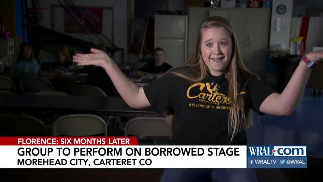 Sofie Dixon, Carteret Community Theater