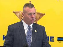 'I am so proud,' said Nash sheriff of inmates who alerted jail of escapees