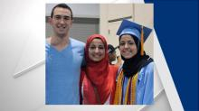 IMAGES: Chapel Hill man gets 3 life sentences for gunning down Muslim neighbors