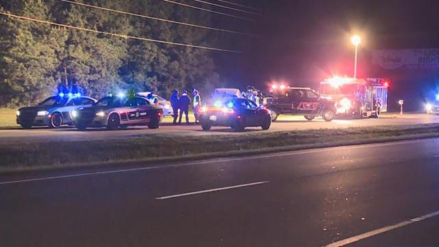 1 killed in Wake County crash