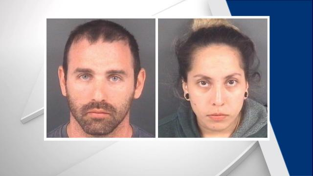 Pair arrested after LSD, heroin, ecstasy seized from Fayetteville