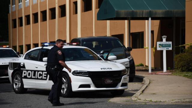 Man found dead inside Durham hotel/Photo by Towqir Aziz.
