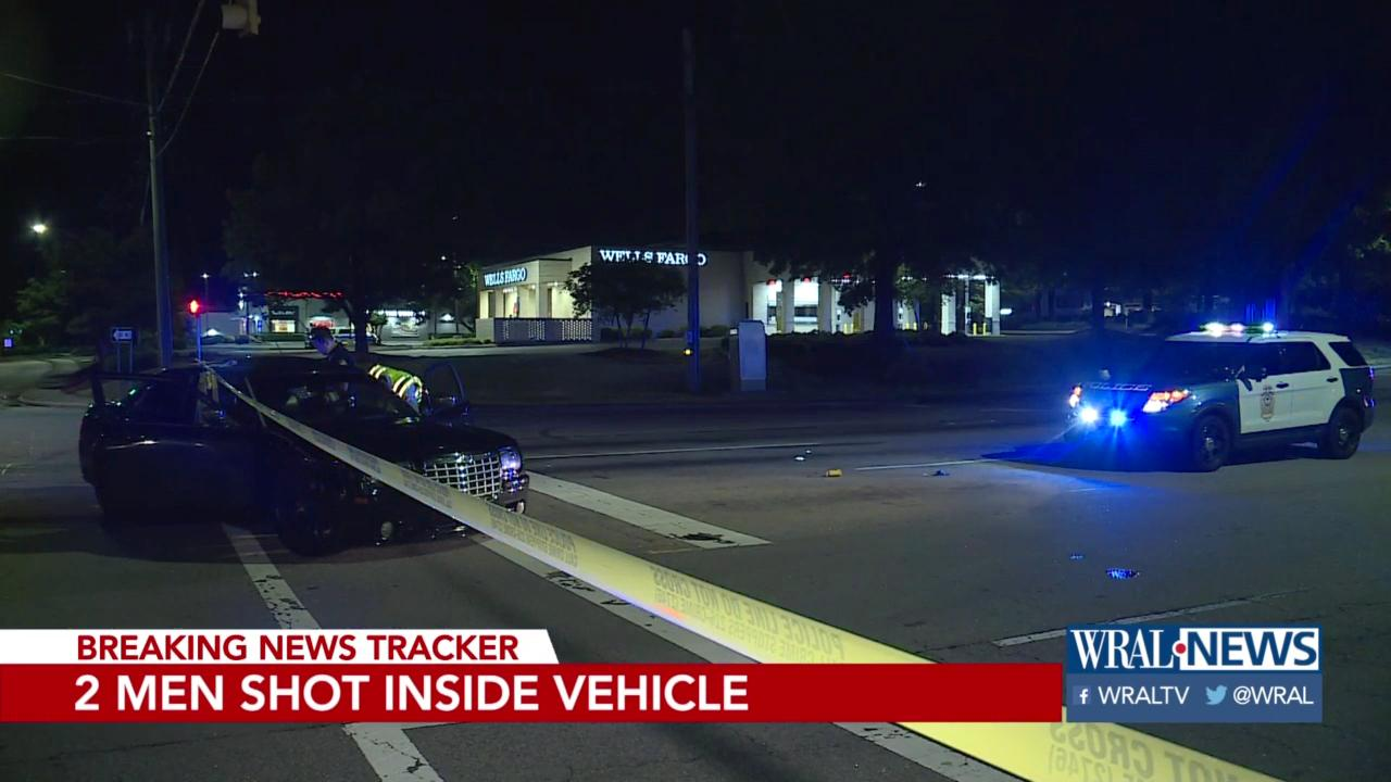 Men shot over winnings in parking lot of Raleigh sweepstakes parlor