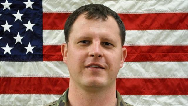 Staff Sgt. Jacob A. Hess (Photo: U.S. Army)