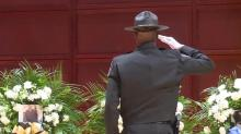 IMAGE: Law enforcement families find comfort, peace in ceremony to remember the fallen