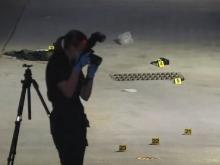 Man found shot between Durham buildings; death investigation underway
