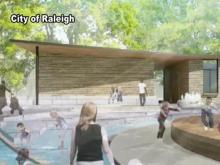 Moore Square renovations wrapping up in downtown Raleigh