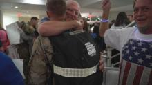 IMAGES: Father's Day a time to celebrate for some, mourn for others