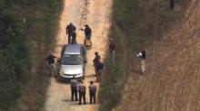 IMAGE: Death investigation underway after body found in car parked on Harnett County road
