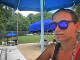 IMAGES: Busy summer pool season magnifies lifeguard shortage at Triangle pools