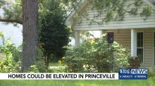 Homes in Princeville could be raised to prevent flooding