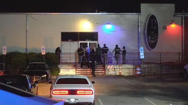 Two shot at nightclub on Capital Boulevard in Raleigh