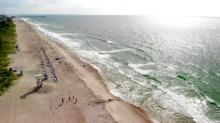 IMAGES: Surviving a rip current: Knowing what to do can be difference between life and death