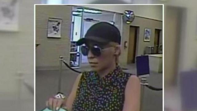'Pink Lady Bandit' and accomplice being held under $4 million bond