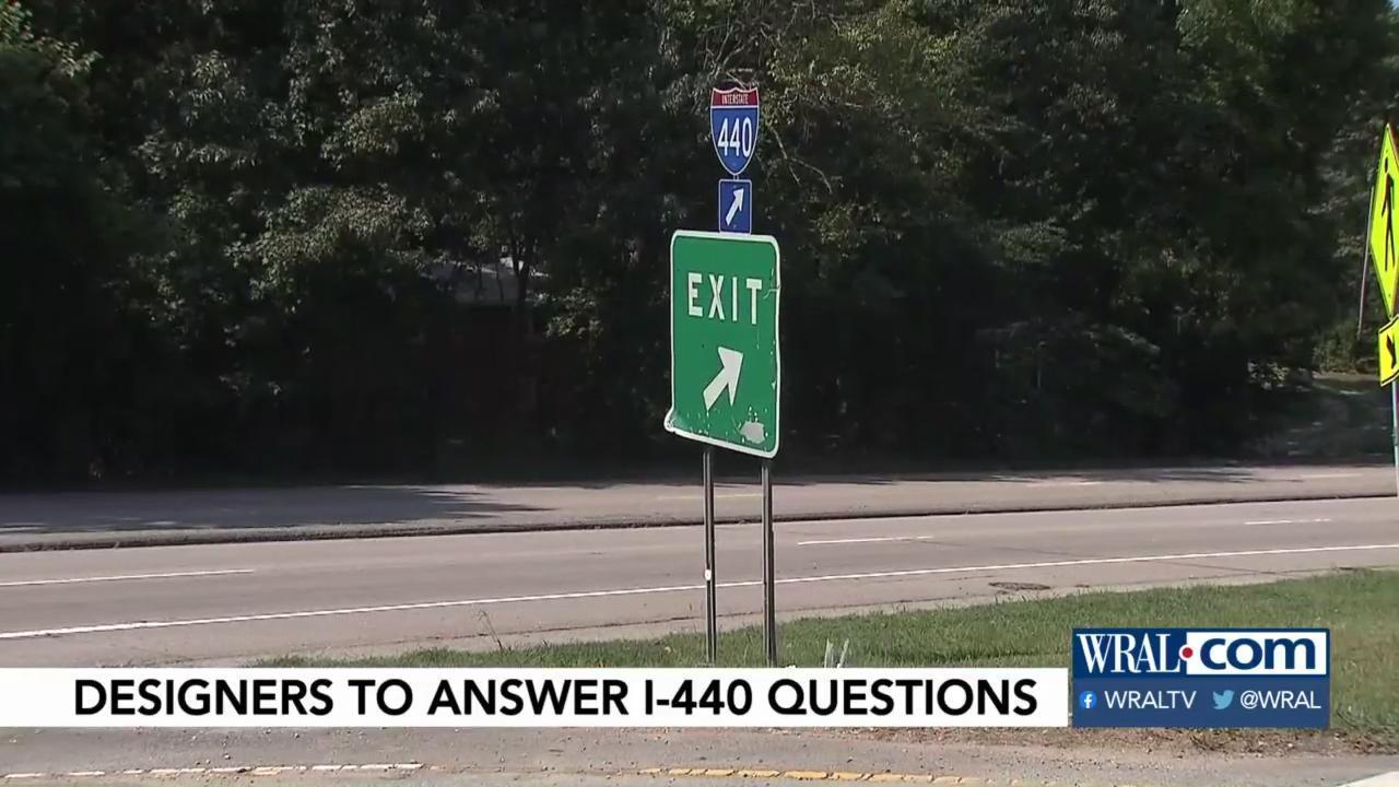 I-440 widening project in Raleigh, Cary starts soon