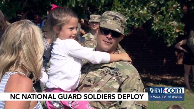 Thousands of soldiers stationed at Fort Bragg to be deployed