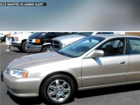 Amber Alert: Baby left inside running car abducted in High Point
