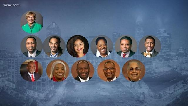 More than a dozen city leaders, all of them African American except for one, received a letter in the mail to their respective offices that was threatening and racist.