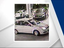 White hatchback may be linked to weekend shooting