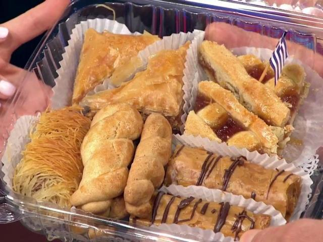 Greek festival brings food, music, dancing to Fairgrounds
