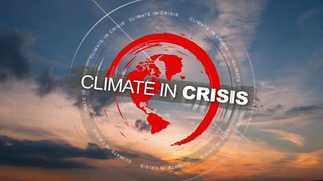 Climate in Crisis logo