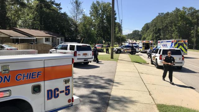Cary police activity