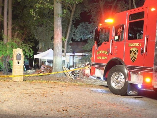 71-year-old woman dies in Raleigh house fire