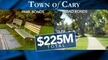 IMAGE: Cary voters back bonds, mayor