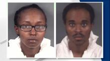 IMAGE: Fayetteville couple held on $1M bond in death of 7-year-old son