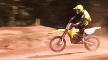 IMAGE: 'Never too late': 70-year-old Apex man is motocross champion