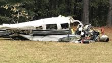 IMAGES: PHOTOS: Plane wreckage removed from Umstead State Park