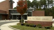 IMAGES: Chapel Hill Library officials want to close book on overdue fines