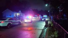 IMAGES: Fayetteville murder on Halloween night was city's 22nd so far this year