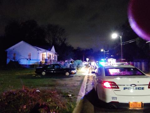 Fayetteville shooting investigation