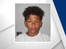 Juvenile escapee, charged with two counts of murder