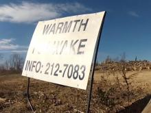 Warmth for Wake: Local group keeps homes heated this winter