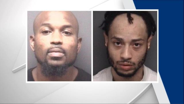 Officers charged Joshua Worsley, 27, of Robersonville, and Cornelius Langley, 33, of Greenville, with first-degree kidnapping. Worsley has also been charged with attempted second-degree sex offense.