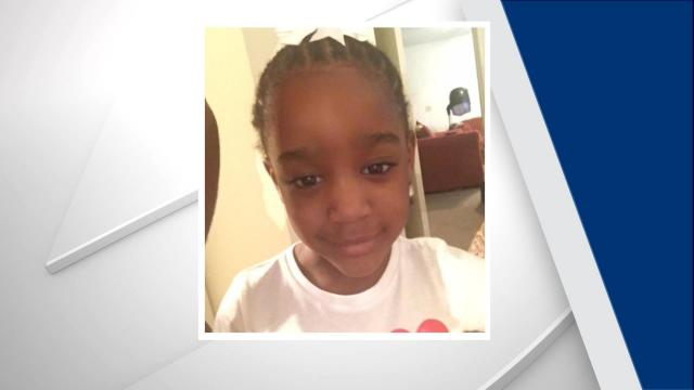Taylor Williams was last seen along the 600 block of Ivy Street wearing purple and pink short-sleeved pajamas.
